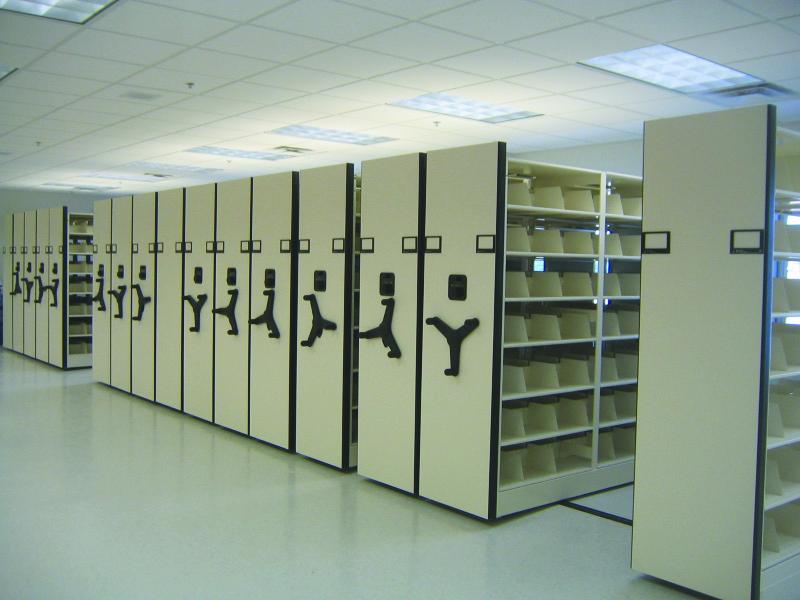 Rak Arsip_Dokumen_Perpustakaan