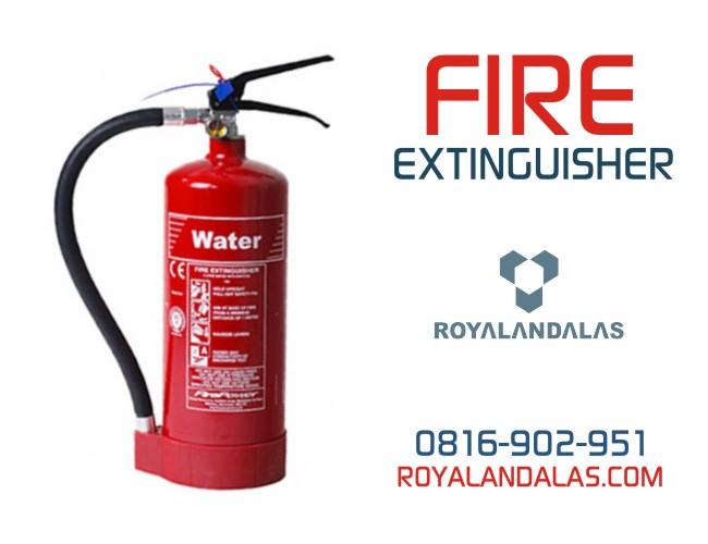 Supplier Tabung Pemadam Api Kebakaran Apar 0816-902-951
