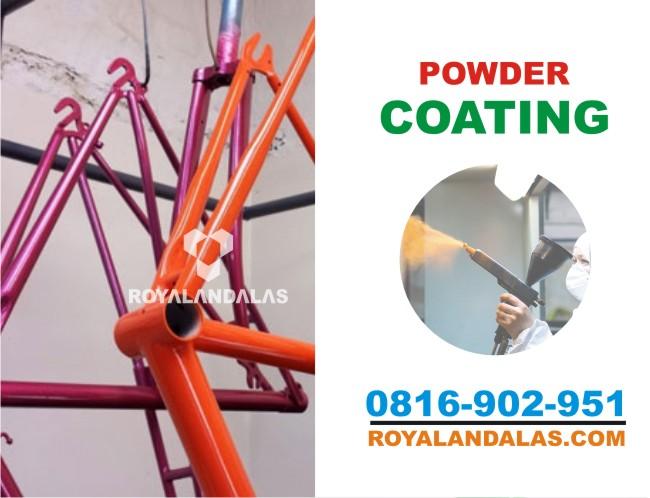 Jasa Cat Powder Coating 0816-902-951
